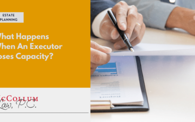 What Happens When An Executor Loses Capacity?